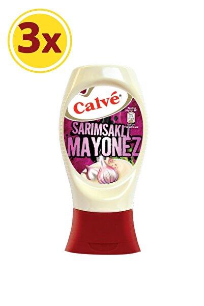 Calve Sarımsaklı Mayonez X 3 Adet
