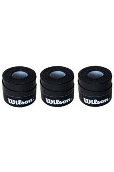 Wilson 3 Adet Comfort Bowl O'grips Tekli Siyah Grip As-gs3