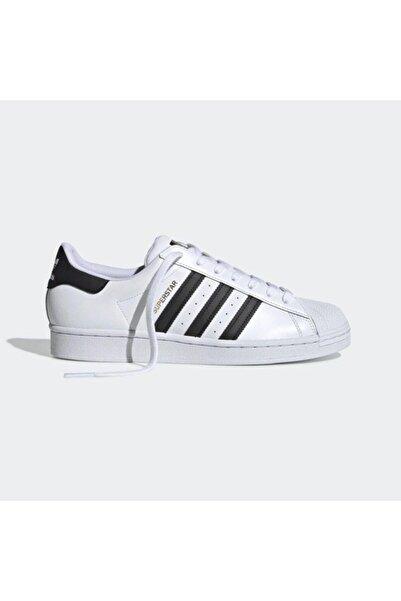 Unisex C77153 Superstar W Lifestyle Ayakkabı ( Siyah & Beyaz )