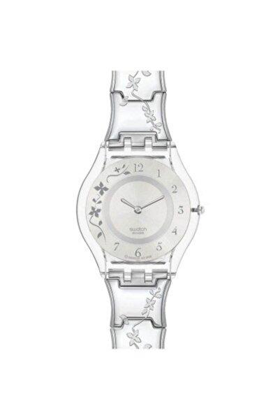 Swatch Kadın Beyaz Kol Saati Ss08k100g