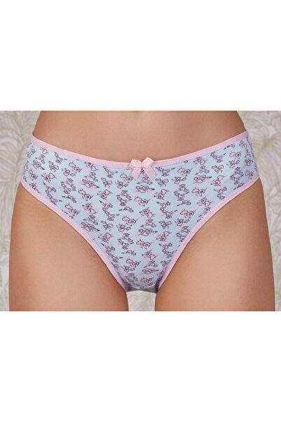 Berrak Kadın Bikini Külot 5 Li Paket