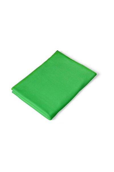 Silva Mikrofiber Cam Bezi Yeşil Tekli (hav Iz Leke Bırakmaz)