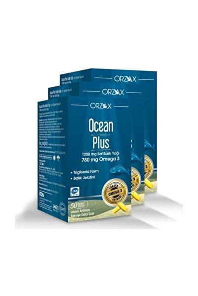Ocean Plus 50 Kapsül 1200 mg (3 adet)