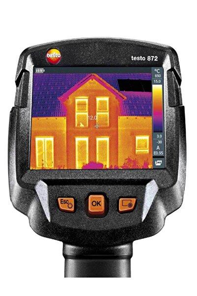 Testo 872 Su Kaçak Tespit Termal Kamera Mobil Uygulamalı Wi-fi Faturalı 24 Ay Garantili