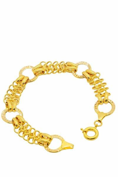 CiGOLD 22 Ayar Altın Taşsız Bileklik 19k1blk1321025603