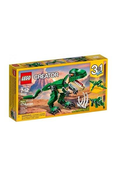LEGO ® Creator Muhteşem Dinozorlar 31058