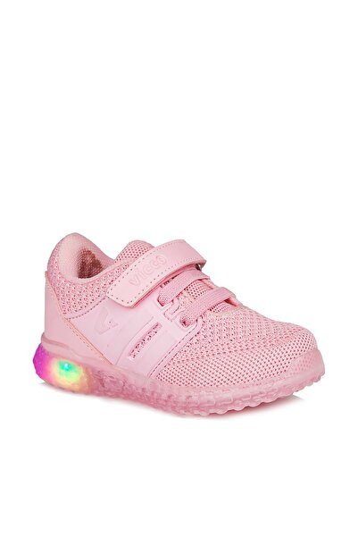 Vicco Flash Kız Çocuk Pembe Spor Ayakkabı