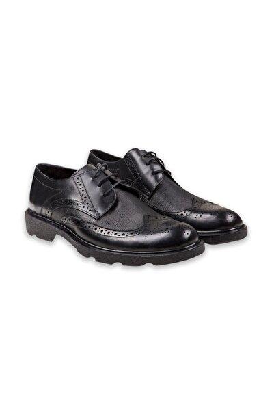 SÜVARİ Erkek Siyah Casual Ayakkabı