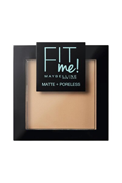 Maybelline New York Pudra - Fit Me Matte+poreless 220 Natural Beige 3600531384099