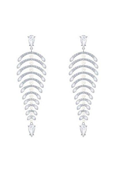 Swarovski Gümüş Küpe