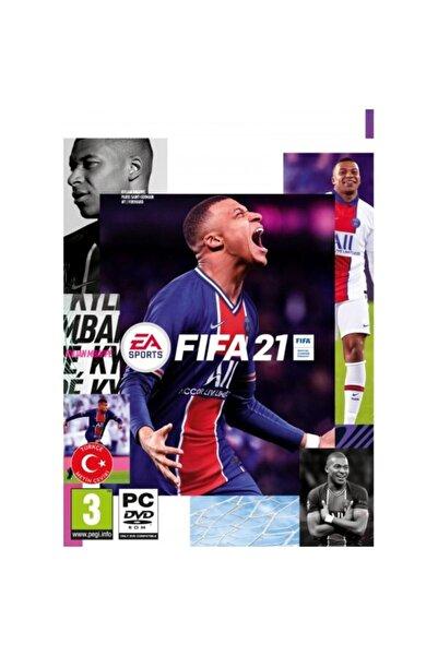 EA Games Fifa 21 Fifa 2021 Bilgisayar Pc Oyun Kutulu Bandörllü Oyun