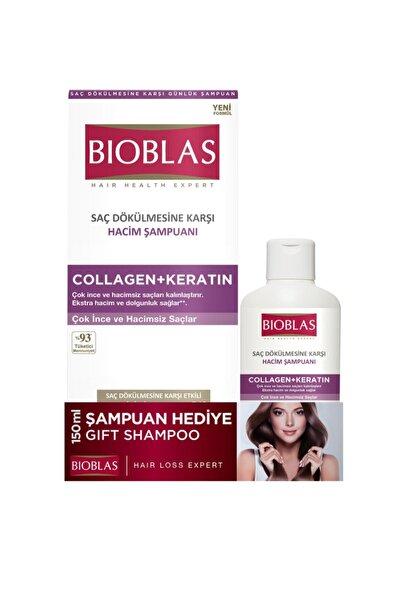 Bioblas Collagen Sampuan 360ml +150ml