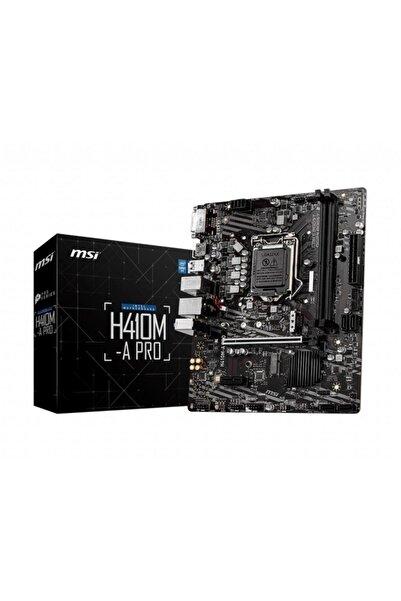 MSI H410m-a Pro Lga1200 Intel H410 Anakart