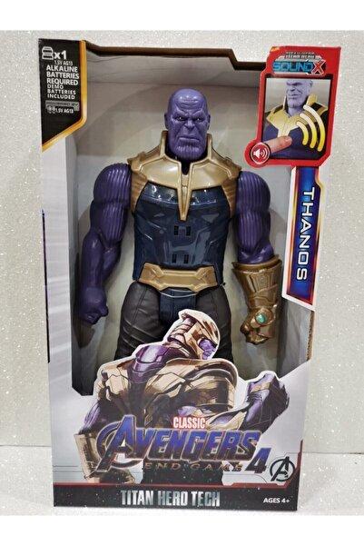 MARVEL Avengers Thanos Action Figür Oyuncak Işıklı Konuşan 28.5 Cm Tanos Avn74