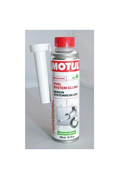 Motul Benzin Enjektör Temizleyici Yakıt Katkısı 300 ml