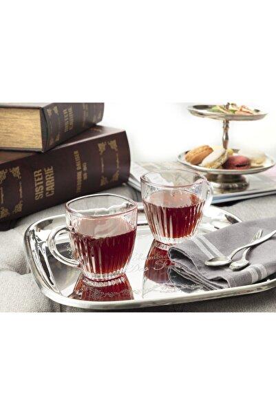 Madame Coco Cavalier 4'lü Çay Fincanı 200 ml