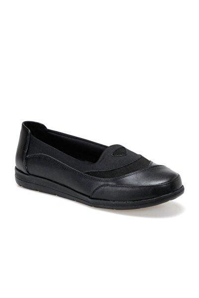 Polaris 5 Nokta 103101SZ Siyah Kadın Comfort Ayakkabı 100555121