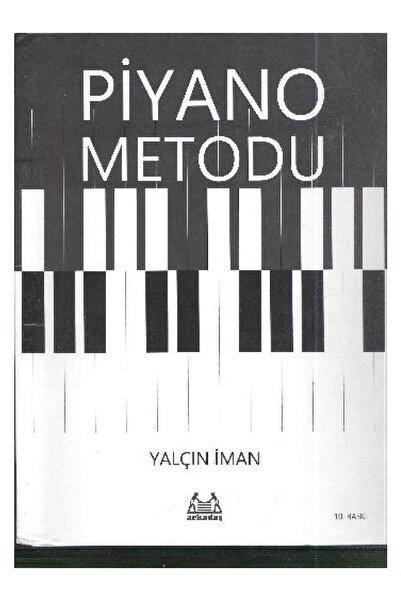Arkadaş Yayınları Piyano Metodu - Yalçın Iman -