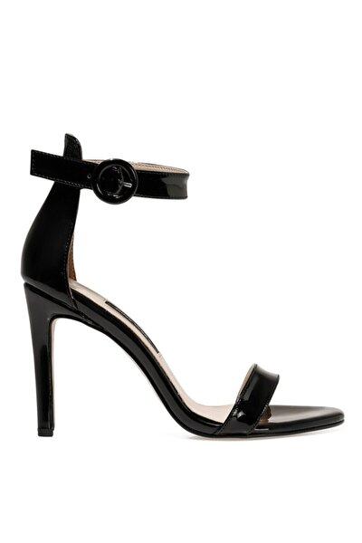 Nine West Lındıt2 Siyah Kadın Topuklu Sandalet