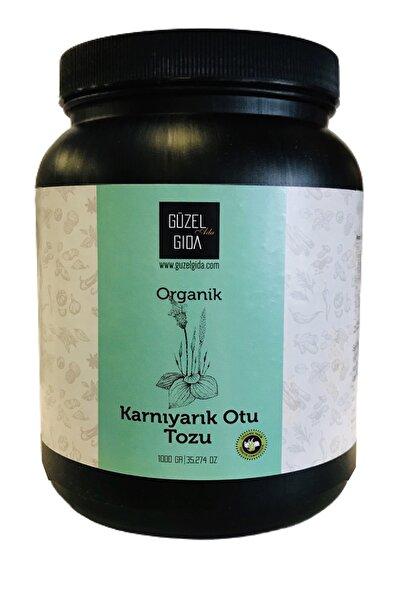 Güzel Gıda Organik Psyllium Karnıyarık Otu Tozu 1000 gr