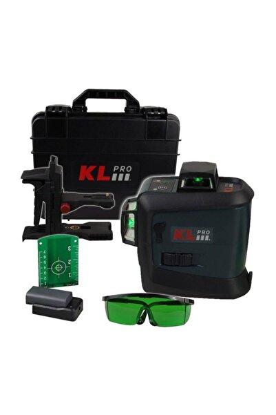 KLPRO Kllzr93gl 7.2volt/2,6 Ah Li-ıon Yeşil Çizgi Lazer Distomat