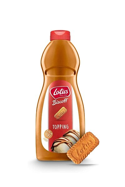 Lotus Biscoff Topping Sauce 1 Kg