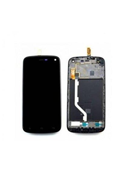 General Mobile Discovery E3 Lcd Ekran Panelli Siyah/beyaz