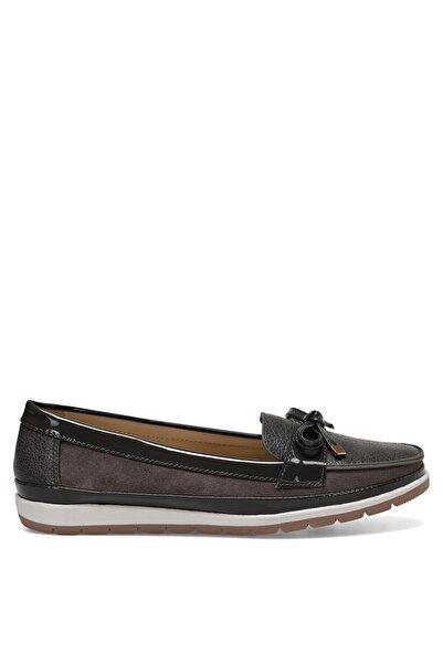 Nine West BELTEN Gri Kadın Loafer Ayakkabı 100524776
