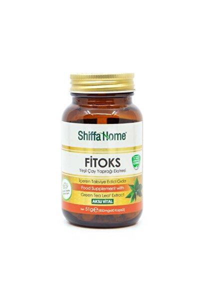 Shiffa Home Fitoks 60 Kapsül