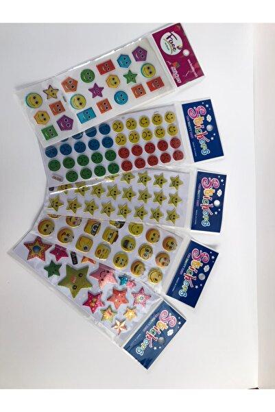 Face Karya Emojili Sticker 5 Paket