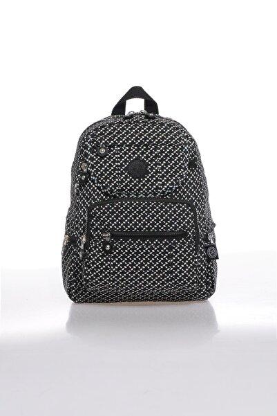 SMART BAGS Kadın Siyah Sırt Çantası Smbk3085-0127