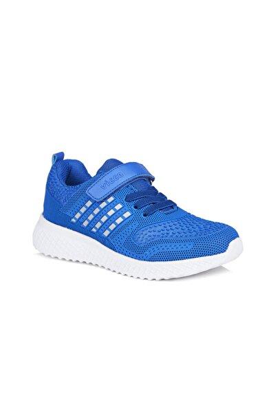 Vicco Sharp Erkek Çocuk Saks Mavi Spor Ayakkabı