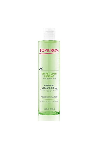 Topicrem Ac Purifying Cleansing Gel 200 ml