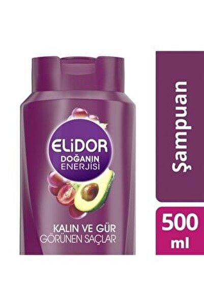 Doğanın Enerjisi Şampuan Avocado 500 ml