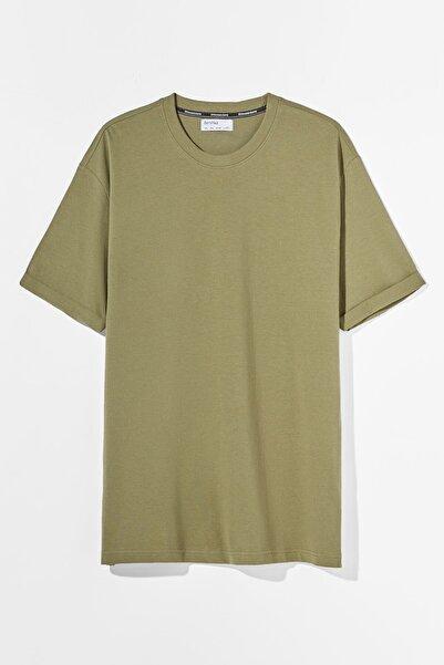 Bershka Long Fit T-shirt