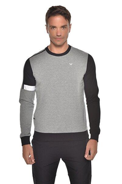 bilcee Gri Erkek Sweatshirt Gw-9388