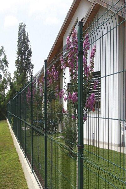 Evim Bahçe Demonte Panel Tel Çit 150x250 Cm 12 Adet