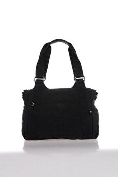 Kadın Siyah Omuz Çantası Smbk1163-0001