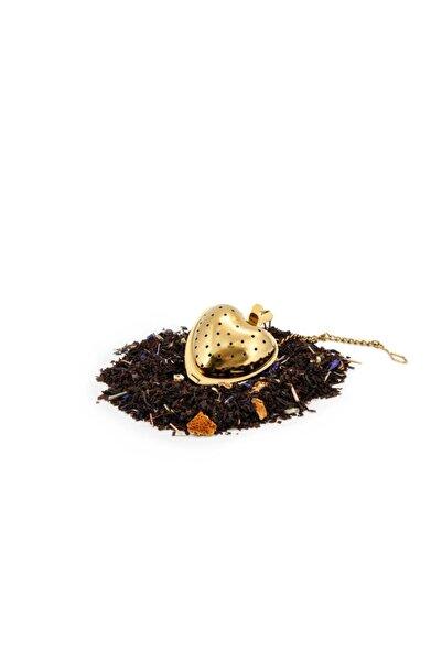 Beta Tea Ba0056 Stainless Steel Tea Infuser Gold-paslanmaz Çelik Süzgeç