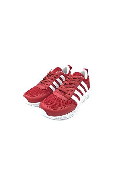 walkie Kadın  Escape Kırmızı Spor Ayakkabı