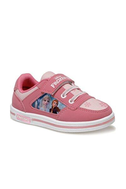 Frozen Kız Çocuk Pembe Sneaker