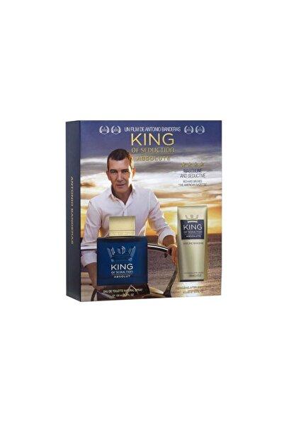 Antonio  Banderas Antonio Banderas King Of Seduction Absolute Edt 100 ml Set