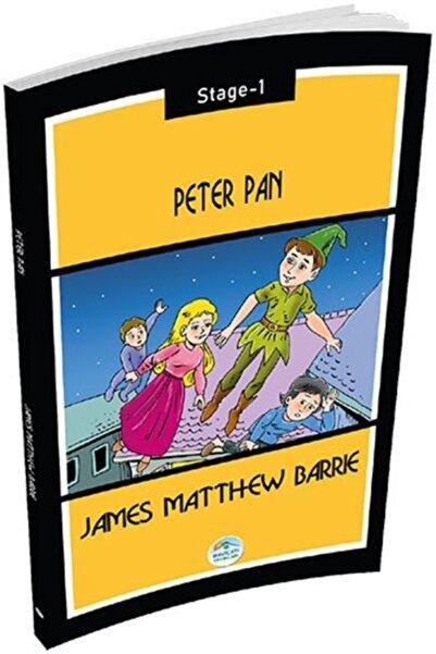 Mavi Çatı Yayınları Peter Pan James Matthew Barrie Stage 1