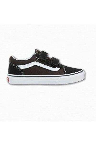 Vans Unisex Siyah Old School V  Sneaker