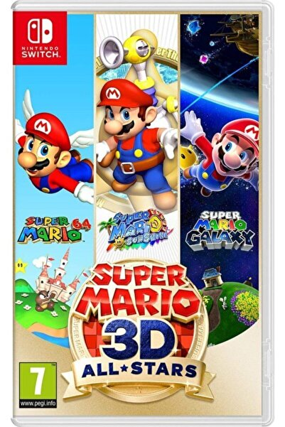 Nintendo Super Mario 3d All Stars Switch Oyun