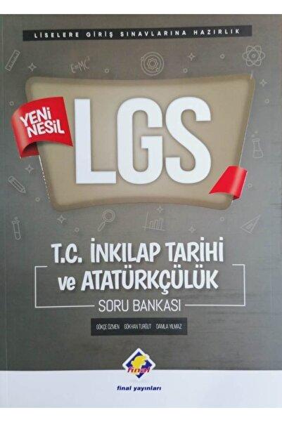 Final Yayınları N 8.sınıf Lgs Inkılap Tarihi Yeni Nesil Soru Bankası