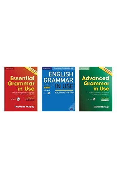 Cambridge University Press Essential- English- Advanced- Grammar In Use 3 Lü Set + Cd
