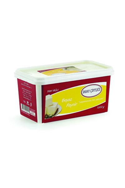 Saray Çiftliği Tam Yağlı Beyaz Peynir 1000 gr ( %100 Kendi Çiftlik Sütümüzden Üretilmiştir. )