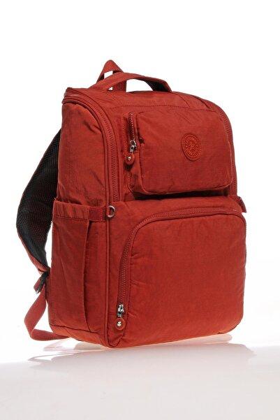 SMART BAGS Smb3000-0019 Kırmızı Kadın Bebek Bakım Sırt Çantası