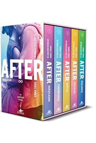 After Serisi Özel Kutulu Set 5 Kitap